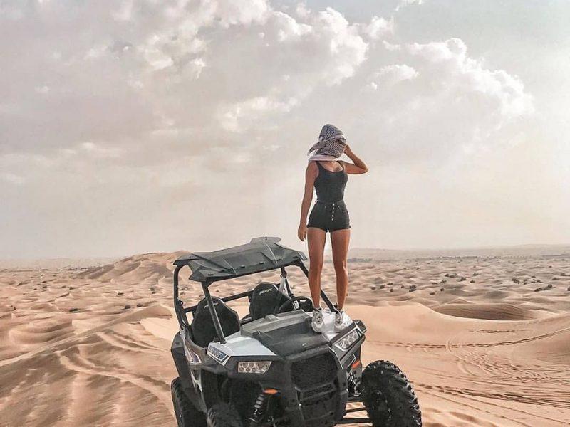 sahara Desert Buggy
