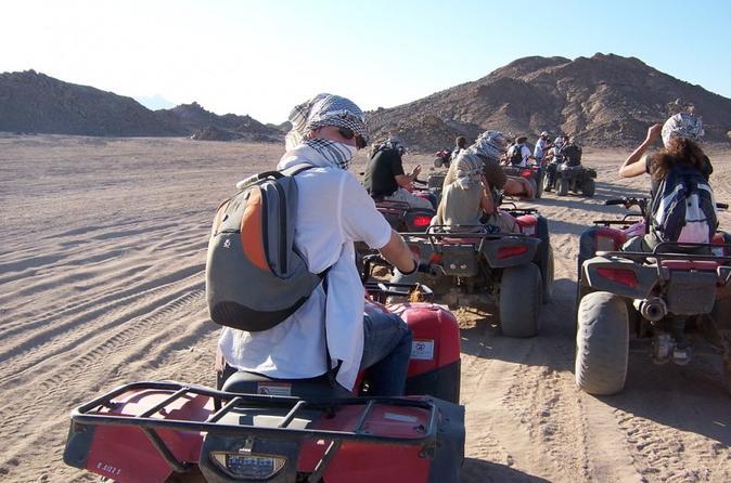 desierto marruecos en quads