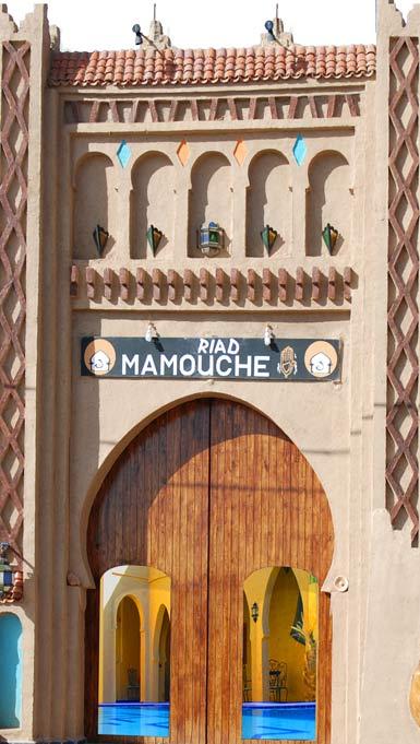 hotel de marrueco