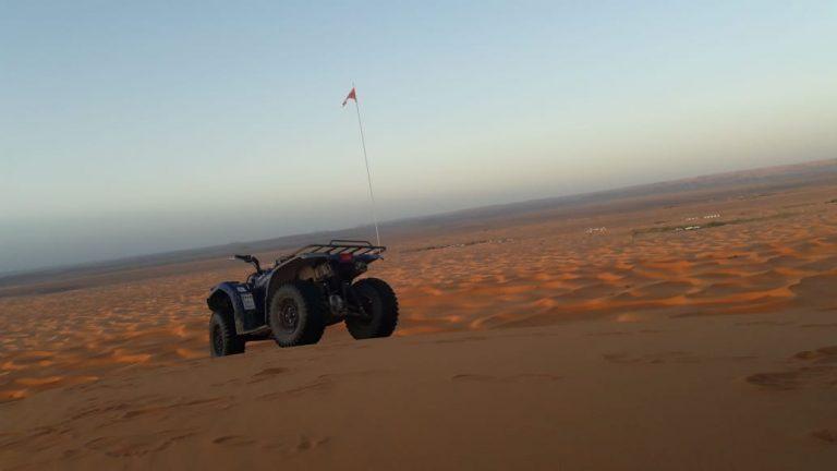excuersiones por quad por desierto de marruecos