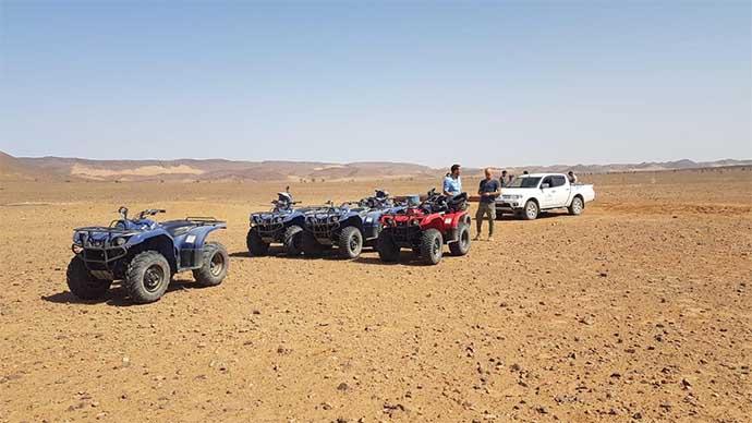 Desierto de Erg Ouzina