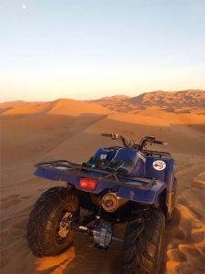 aventura en mtores por el-sahara