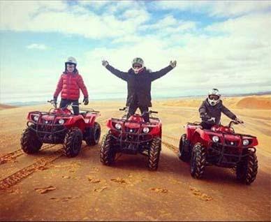 aventure en quad