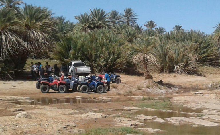 Aventura por los desiertos de Merzouga