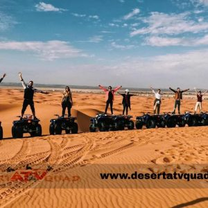 rent quads and buggies in merzouga