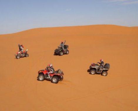 rutas por quad