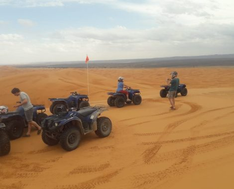 Trails quad