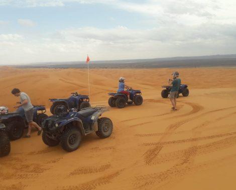 Quads routes